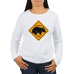 Wombat Xing Women's Long Sleeve T-Shirt