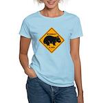 Wombat Xing Women's Light T-Shirt