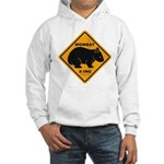 Wombat Xing Hooded Sweatshirt