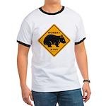 Wombat Xing Ringer T