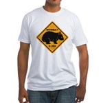 Wombat Xing Fitted T-Shirt