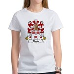 Blond Family Crest Women's T-Shirt