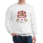 Blond Family Crest Sweatshirt