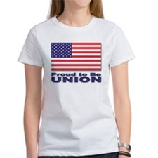 Proud to be Union Tee