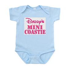 DADDY'S MINI COASTIE Infant Bodysuit