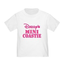 DADDY'S MINI COASTIE T