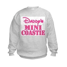DADDY'S MINI COASTIE Sweatshirt