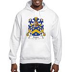 Besset Family Crest Hooded Sweatshirt