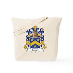 Besset Family Crest Tote Bag