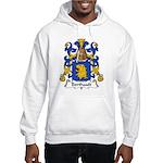 Berthault Family Crest Hooded Sweatshirt