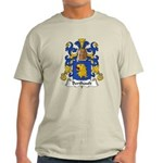Berthault Family Crest  Light T-Shirt