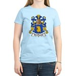 Berthault Family Crest  Women's Light T-Shirt
