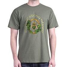 Christmas Claddagh T-Shirt