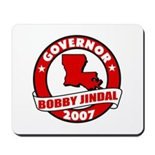 Jindal Louisiana Mousepad