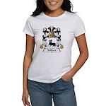 Belliard Family Crest Women's T-Shirt