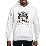 Belliard Family Crest Hooded Sweatshirt