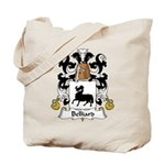 Belliard Family Crest  Tote Bag