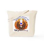 S.I. Untamed Spirit on Tote Bag