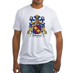 Bellevaux Family Crest Fitted T-Shirt