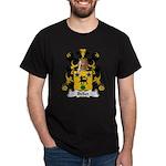 Bellet Family Crest Dark T-Shirt