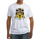 Bellet Family Crest Fitted T-Shirt