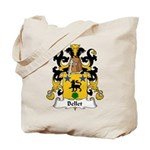 Bellet Family Crest Tote Bag