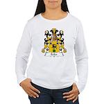 Bellet Family Crest Women's Long Sleeve T-Shirt