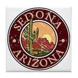 Sedona Tile Coaster