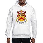 Bechard Family Crest Hooded Sweatshirt