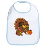 Holiday Turkey Bib