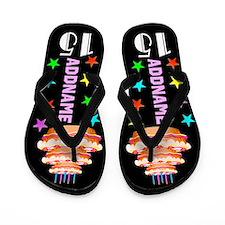 Celebrate 15th Flip Flops