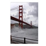 Golden Gate from Fort Point Postcards (Package of