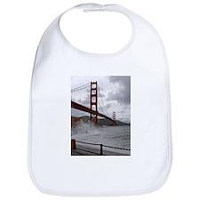 Golden Gate from Fort Point Bib