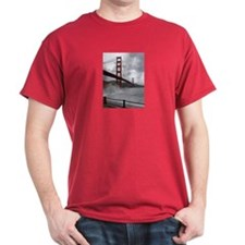 Golden Gate from Fort Point T-Shirt