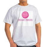 Croquet Princess T-Shirt
