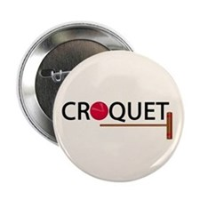 Croquet Button