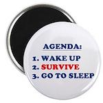 AGENDA TO SURVIVE 2.25