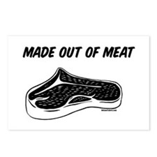 Made out of Meat Postcards (Package of 8)