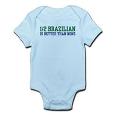 1/2 Brazilian Infant Bodysuit