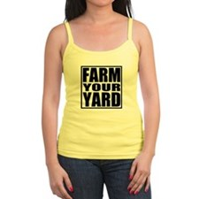 Farm Your Yard Jr.Spaghetti Strap