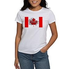 Canada Flag Extra Tee