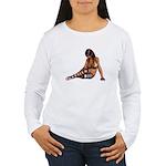 Sexy.Emo.Girl2 Women's Long Sleeve T-Shirt