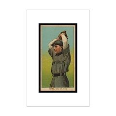 1910 Charlie Fritz (Pelicans) Mini Poster Print