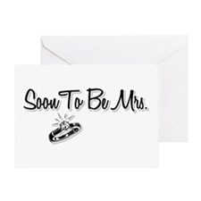 Soon To Be Mrs. Announcement
