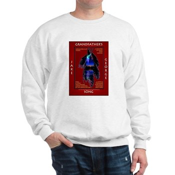Grandfather's Song Sweatshirt