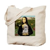 Mona Lisa (new) & Shih Tzu Tote Bag