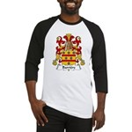 Barriere Family Crest Baseball Jersey