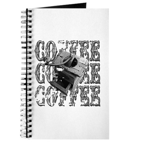 Coffee Grinder Journal