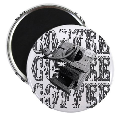 "Coffee Grinder 2.25"" Magnet (10 pack)"