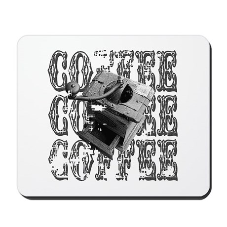 Coffee Grinder Mousepad